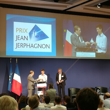 vincent-studer-receives-the-prix-jean-jerphagnon